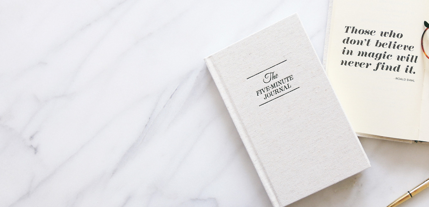 My personal Five Minute Journal review and experience with expressing gratitude every day.